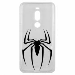 Чехол для Meizu V8 Pro Spider Man Logo - FatLine