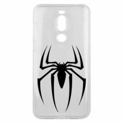Чехол для Meizu X8 Spider Man Logo - FatLine