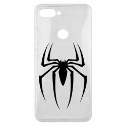 Чехол для Xiaomi Mi8 Lite Spider Man Logo - FatLine
