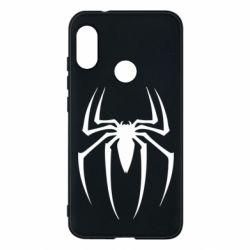 Чехол для Mi A2 Lite Spider Man Logo - FatLine