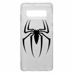 Чехол для Samsung S10+ Spider Man Logo