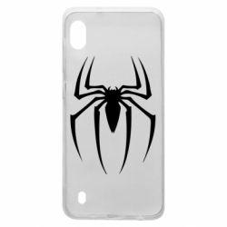 Чехол для Samsung A10 Spider Man Logo