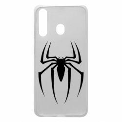 Чехол для Samsung A60 Spider Man Logo