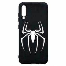 Чехол для Samsung A70 Spider Man Logo