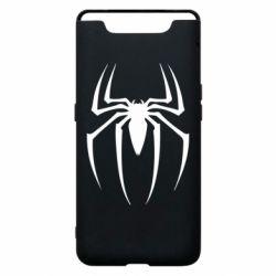 Чехол для Samsung A80 Spider Man Logo