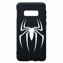 Чехол для Samsung S10e Spider Man Logo