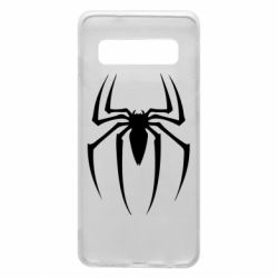 Чехол для Samsung S10 Spider Man Logo