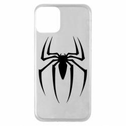 Чехол для iPhone 11 Spider Man Logo