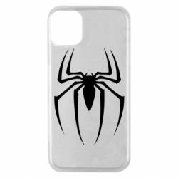 Чехол для iPhone 11 Pro Spider Man Logo