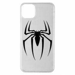 Чехол для iPhone 11 Pro Max Spider Man Logo
