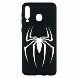Чехол для Samsung M30 Spider Man Logo