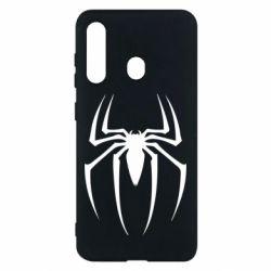 Чехол для Samsung M40 Spider Man Logo