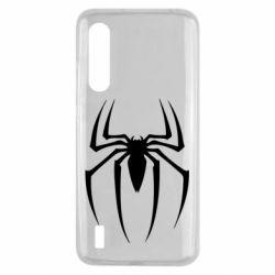 Чехол для Xiaomi Mi9 Lite Spider Man Logo