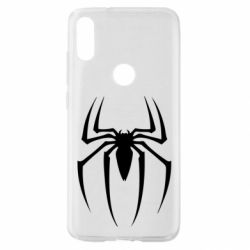 Чехол для Xiaomi Mi Play Spider Man Logo