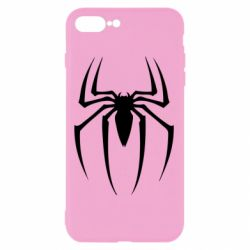 Чехол для iPhone 7 Plus Spider Man Logo - FatLine