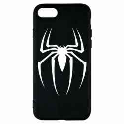 Чехол для iPhone 8 Spider Man Logo - FatLine