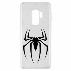 Чехол для Samsung S9+ Spider Man Logo - FatLine