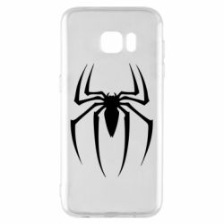Чехол для Samsung S7 EDGE Spider Man Logo - FatLine