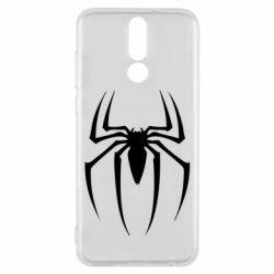 Чехол для Huawei Mate 10 Lite Spider Man Logo - FatLine