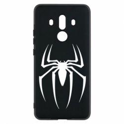 Чехол для Huawei Mate 10 Pro Spider Man Logo - FatLine