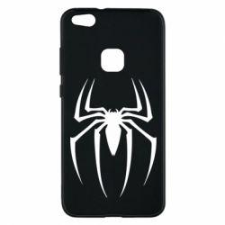 Чехол для Huawei P10 Lite Spider Man Logo - FatLine