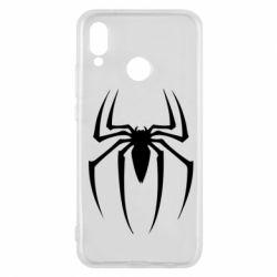 Чехол для Huawei P20 Lite Spider Man Logo - FatLine