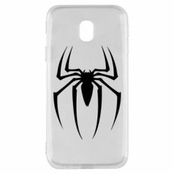 Чехол для Samsung J3 2017 Spider Man Logo - FatLine