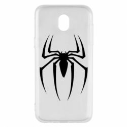 Чехол для Samsung J5 2017 Spider Man Logo - FatLine
