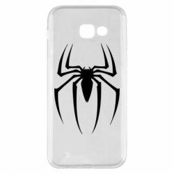 Чехол для Samsung A5 2017 Spider Man Logo - FatLine