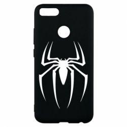 Чехол для Xiaomi Mi A1 Spider Man Logo - FatLine