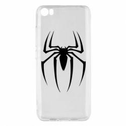 Чехол для Xiaomi Xiaomi Mi5/Mi5 Pro Spider Man Logo - FatLine