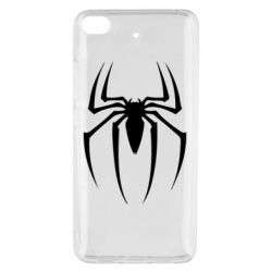 Чехол для Xiaomi Mi 5s Spider Man Logo - FatLine