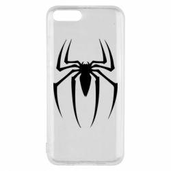 Чехол для Xiaomi Mi6 Spider Man Logo - FatLine