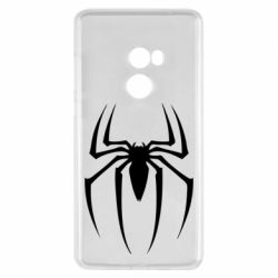 Чехол для Xiaomi Mi Mix 2 Spider Man Logo - FatLine