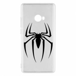 Чехол для Xiaomi Mi Note 2 Spider Man Logo - FatLine
