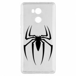 Чехол для Xiaomi Redmi 4 Pro/Prime Spider Man Logo - FatLine
