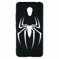 Чехол для Meizu M5c Spider Man Logo - FatLine