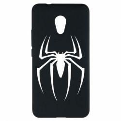 Чехол для Meizu M5s Spider Man Logo - FatLine
