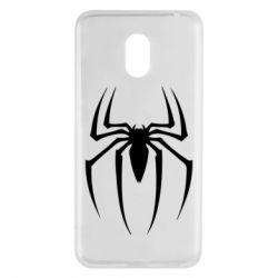 Чехол для Meizu M6 Spider Man Logo - FatLine