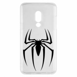Чехол для Meizu 15 Spider Man Logo - FatLine