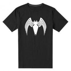 Чоловіча стрейчева футболка Spider venom