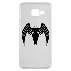 Чохол для Samsung A3 2016 Spider venom