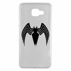 Чохол для Samsung A7 2016 Spider venom