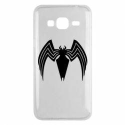Чохол для Samsung J3 2016 Spider venom