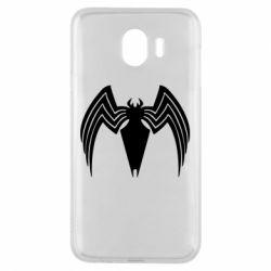 Чохол для Samsung J4 Spider venom