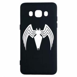 Чохол для Samsung J5 2016 Spider venom