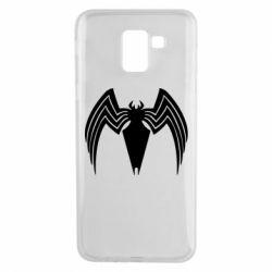 Чохол для Samsung J6 Spider venom