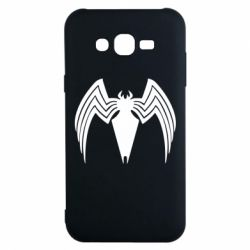 Чохол для Samsung J7 2015 Spider venom