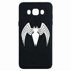 Чохол для Samsung J7 2016 Spider venom