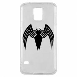 Чохол для Samsung S5 Spider venom